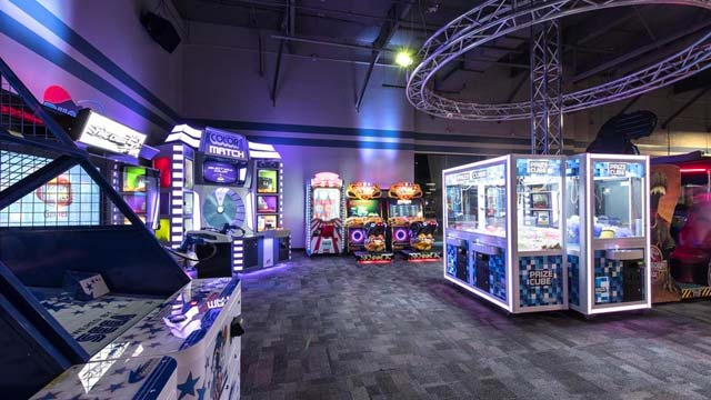 Arcade games in Scottsdale, AZ